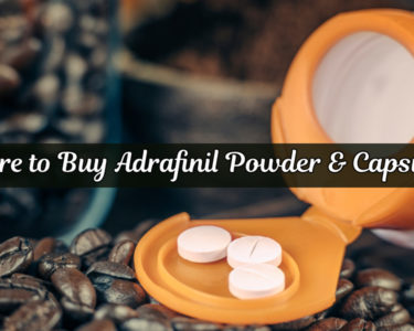 Where to buy adrafinil powder & capsules?
