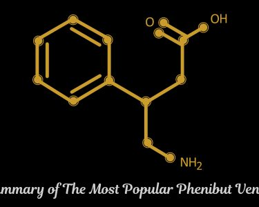 Popular phenibut vendors