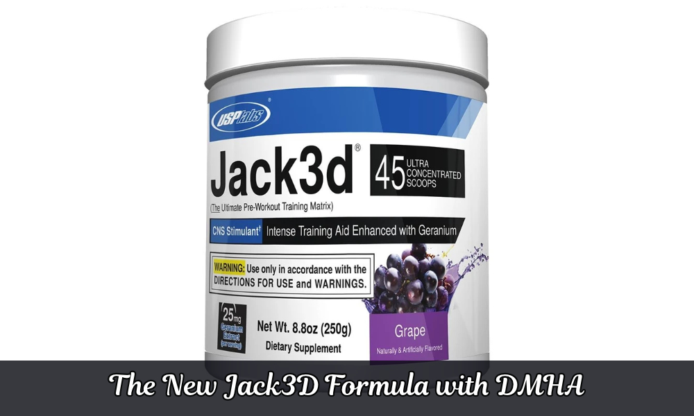 Can You Still Buy Jack3D in 2020? Will DMHA Be Banned Like DMAA?